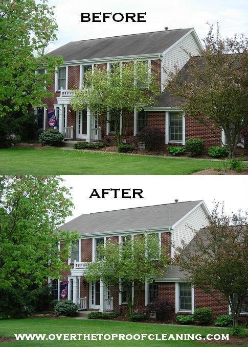 Realtors - Roof Cleaning in Cincinnati, OH
