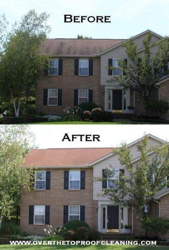 Roof Cleaning Mason Ohio